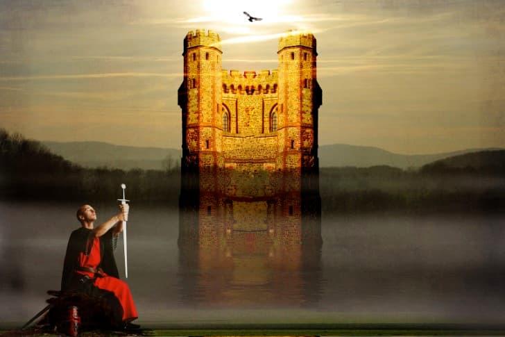 castillo de camelot