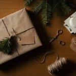 envoltura de un regalo