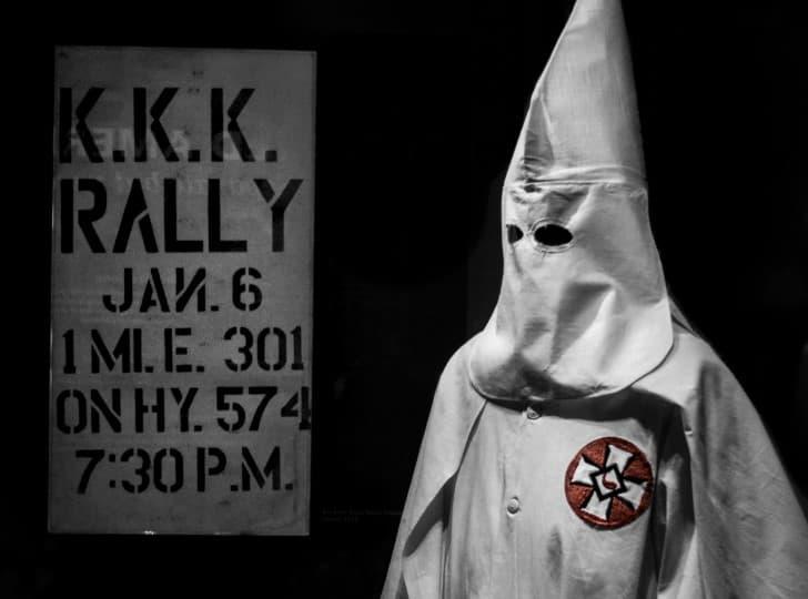 kkk grupo supremacista