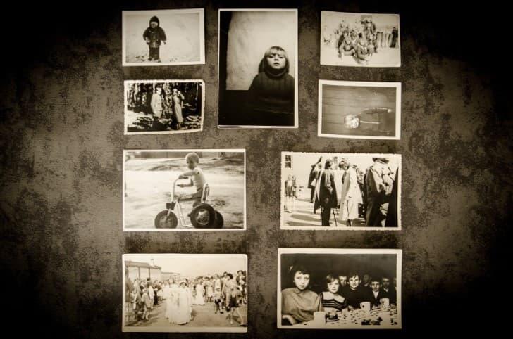 memoria recuerdos y fotografia