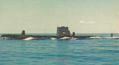 USS Tang: el submarino que se torpedeó a sí mismo
