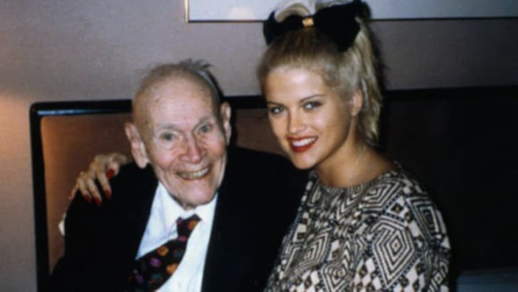 Anna Nicole Smith y J. Howard Marshall II