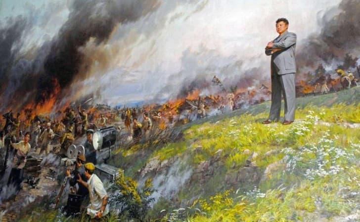 Kim Jong Il dictador