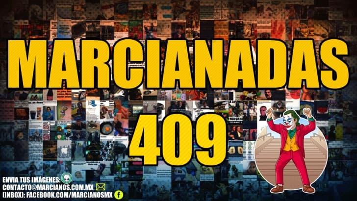 Marcianadas 409 portada