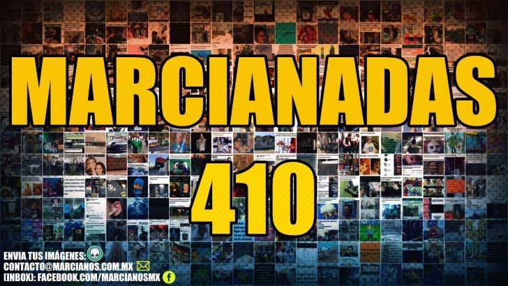 Marcianadas 410 portada