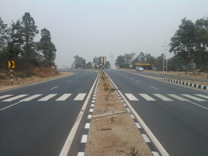 NH 33 India
