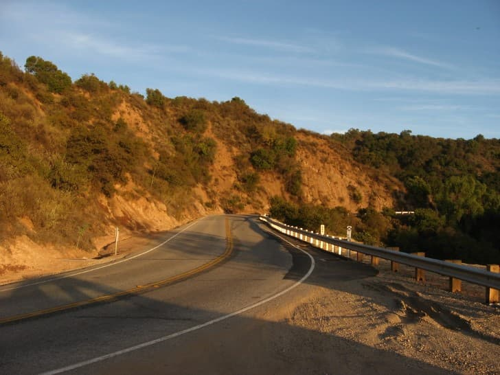 Prospector's Road