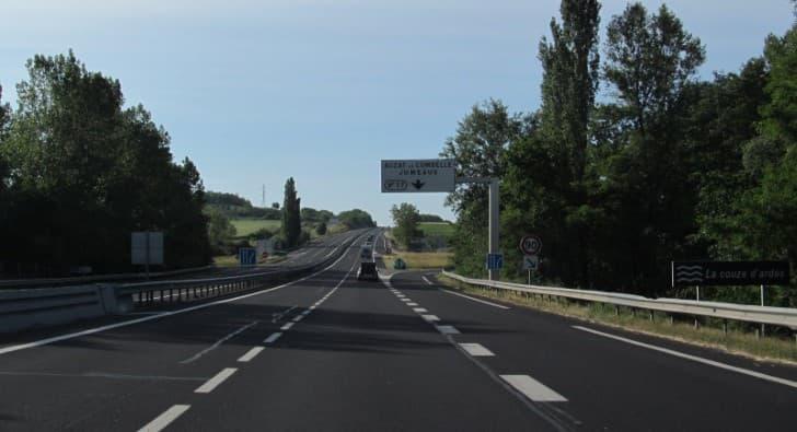 carretera A75
