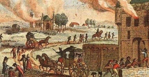 el Gran Miedo de 1789