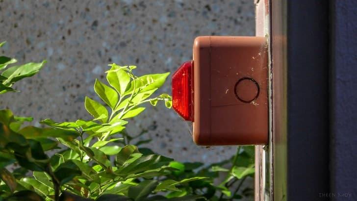 el gran boton rojo