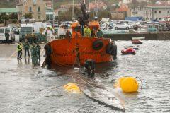 incautacion de narco submarino en españa