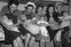 Madres judias en Auschwitz