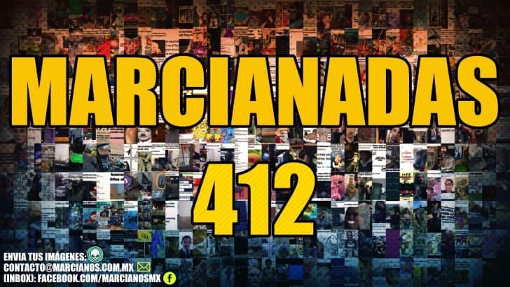 Marcianadas 412 portada