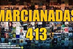 Marcianadas 413 portada