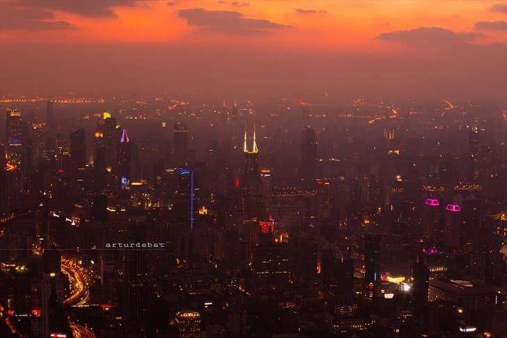 Metropolis china