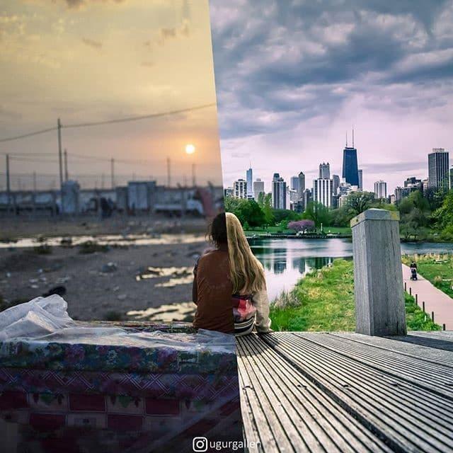 fotos tristes de realidades diferentes (13)