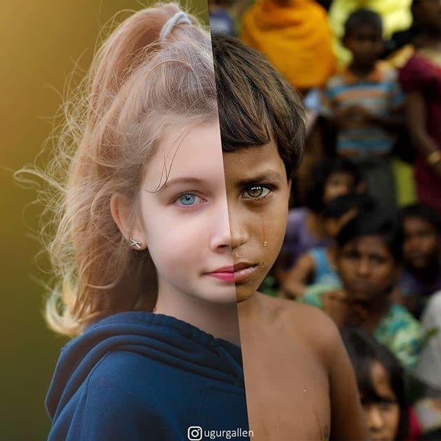 fotos tristes de realidades diferentes (16)