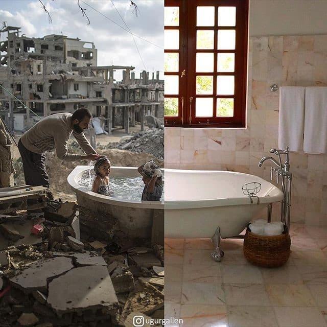 fotos tristes de realidades diferentes (18)
