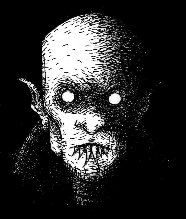monstruo nosferatu