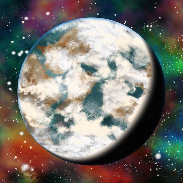 planeta parecido a la tierra