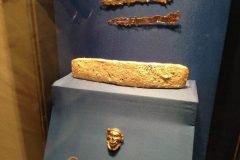 tejo de oro tenochtitlan