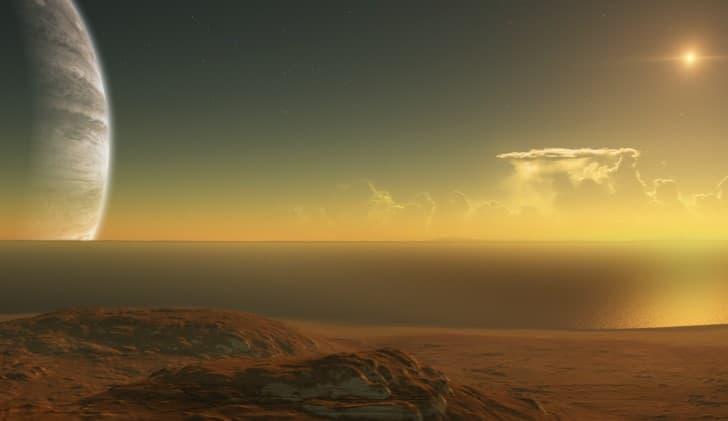 tormentas distantes en otros planetas