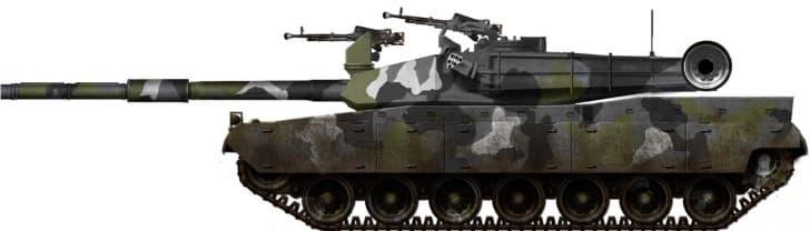 zulfiqar 3 tanque guerra de irak