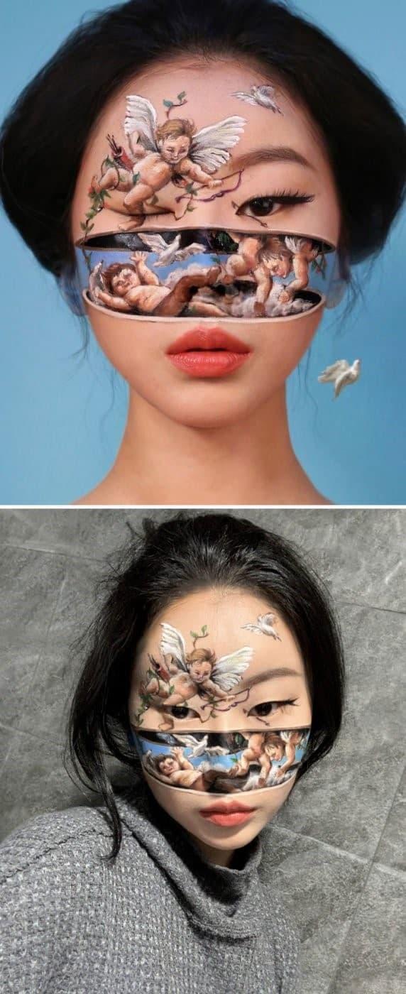 Dain Yoon ilusiones opticas (2)