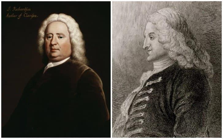 Henry Fielding vs Samuel Richardson
