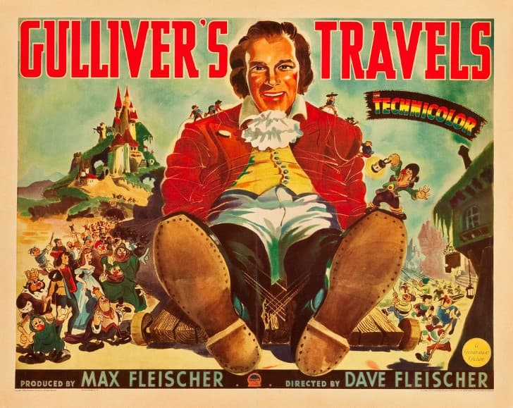 Los viajes de Gulliver FanFic
