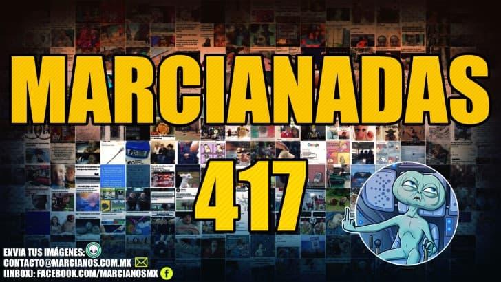Marcianadas 417 portada