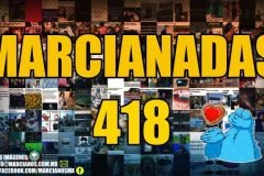 Marcianadas 418 portada