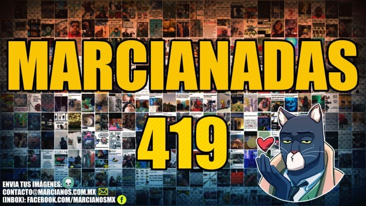 Marcianadas 419 portada