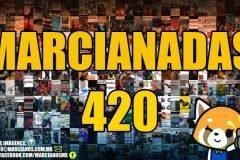 Marcianadas 420 portada