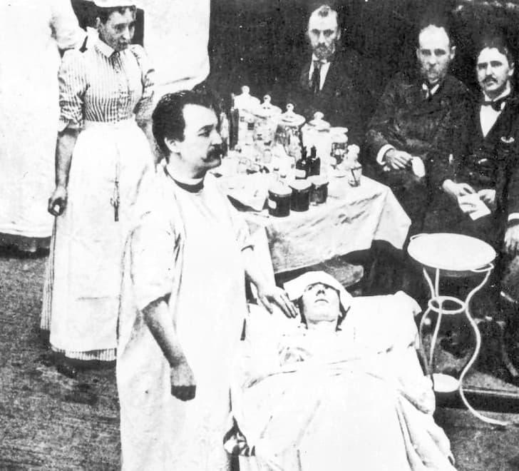 Nicholas Senn medico cirujano militar