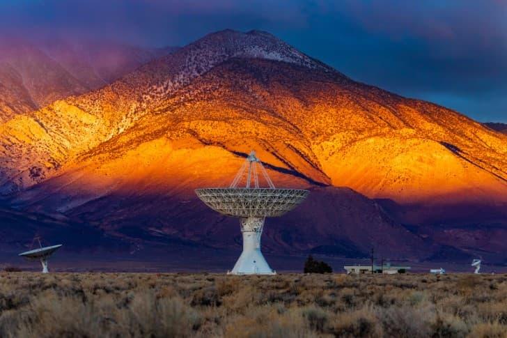 Telescopio de banda ancha