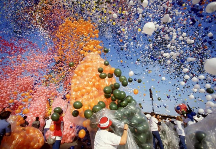 festival globos en Cleveland (1)
