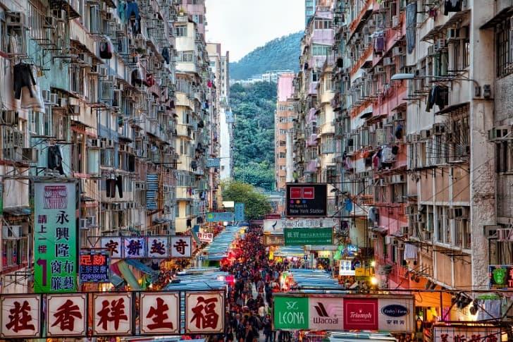 gran poblacion en china