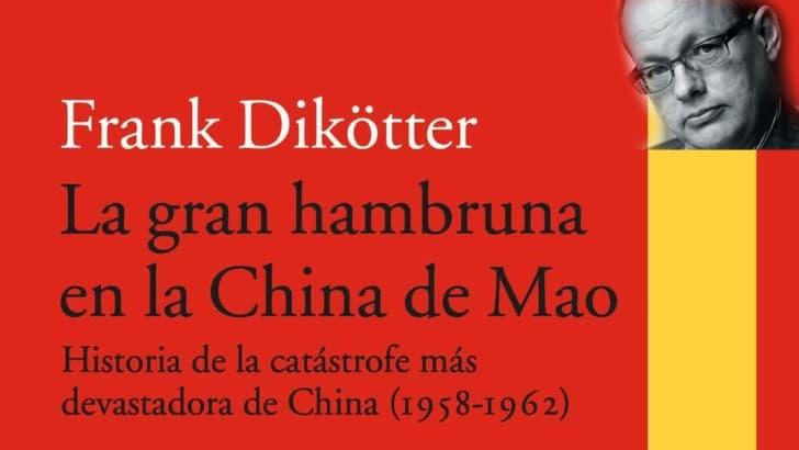 la gran hambruna en la china de Mao libro
