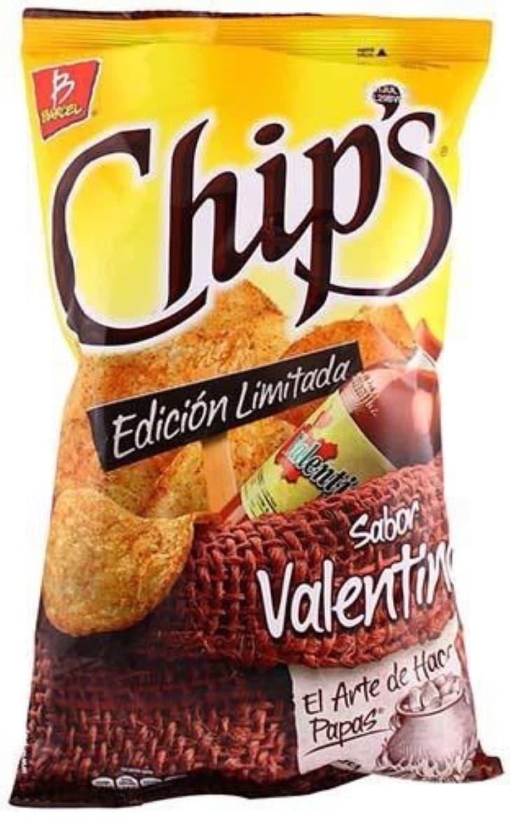 Chips sabro valentina