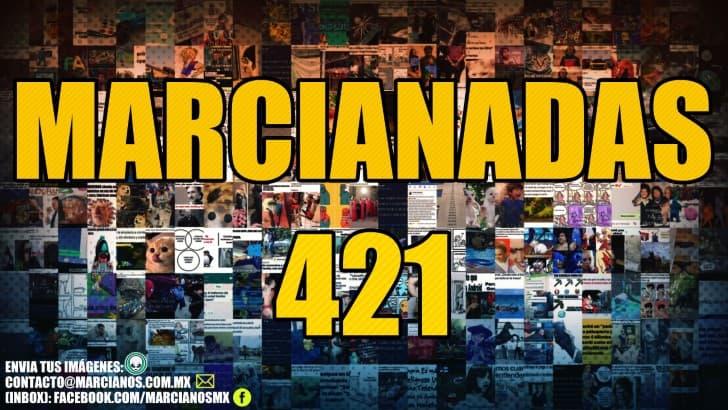 Marcianadas 421 portada
