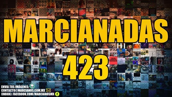 Marcianadas 423 portada