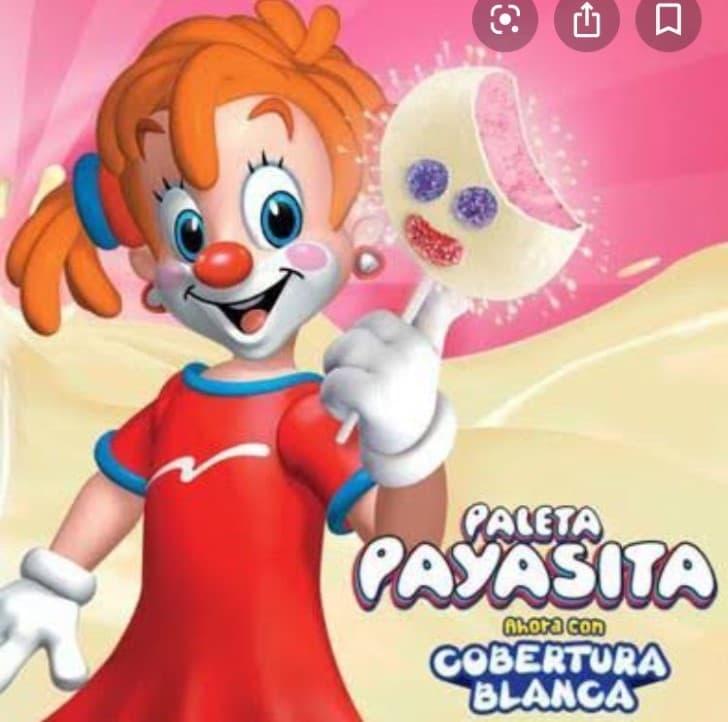Paleta Payasita