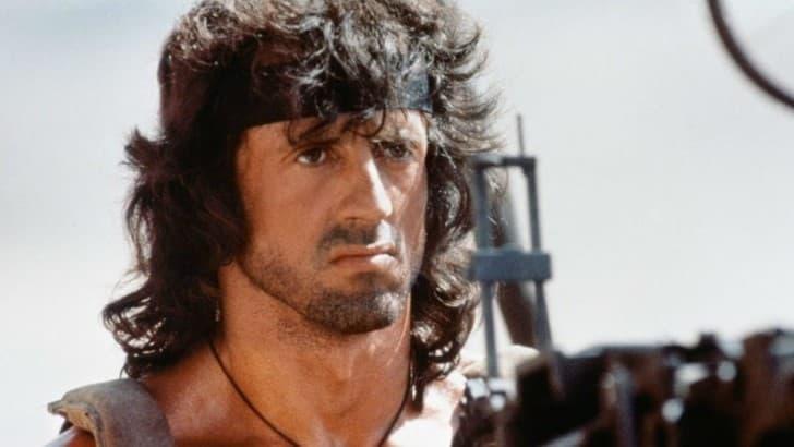 Sylvester Stallone Rambo 3