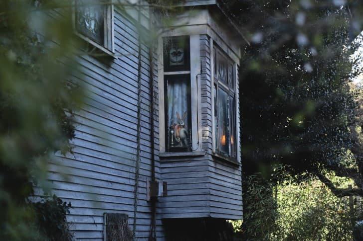casa ambiente oscuro