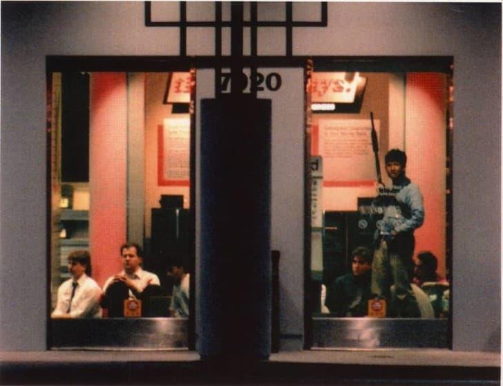 crisis de rehenes en 1991 en Sacramento California
