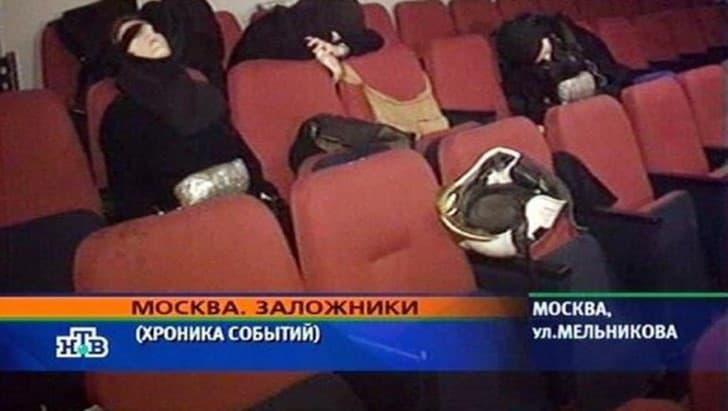 crisis de rehenos en 2002 moscu rusia
