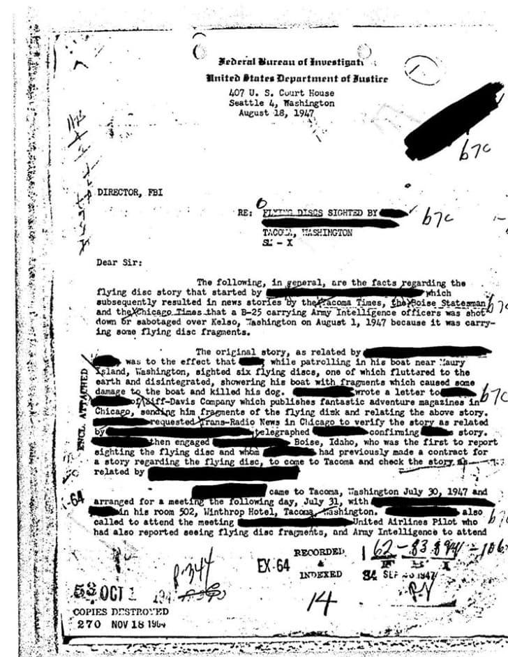 investigacion del FBI
