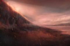 planeta donde llueve hierro