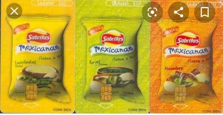 sabritas mexicanas